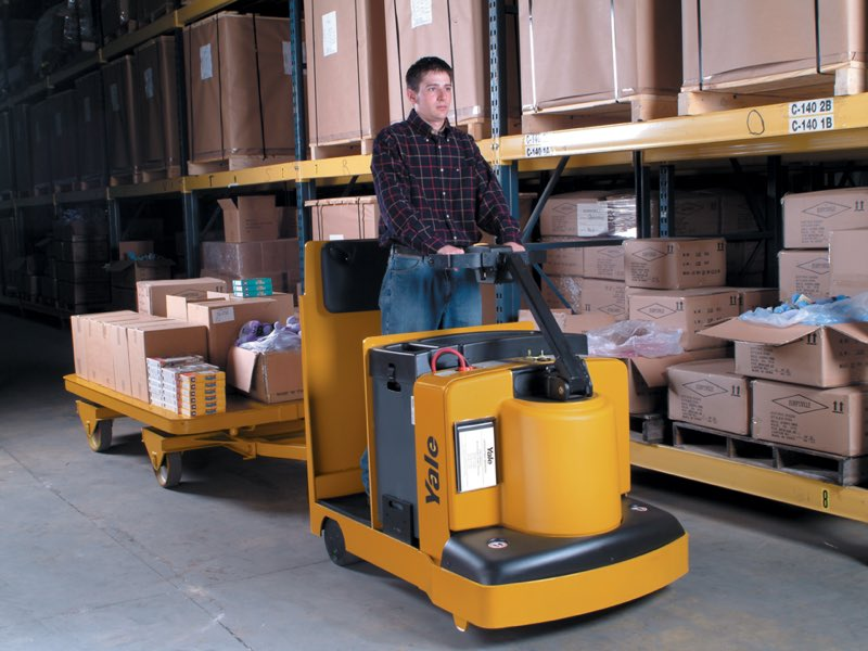 What To Do When Your Forklift Mast Won't Move | Tynan