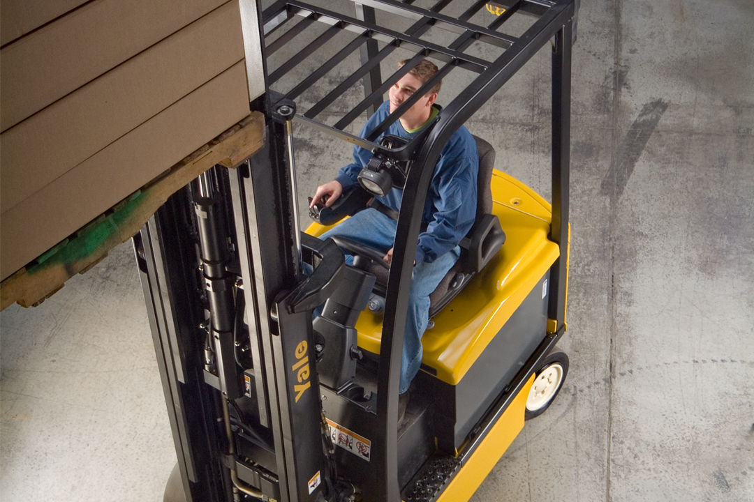 Forklift Won't Start? Here's What To Do | Tynan Equipment Co