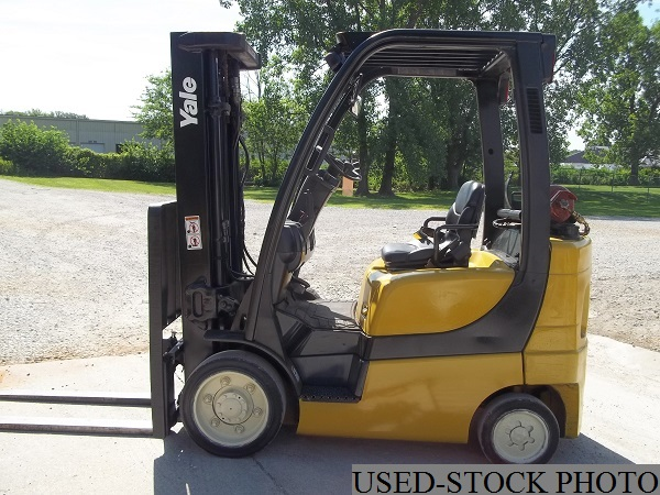 Used Yale GLC050 For Sale in Indiana | Tynan Equipment