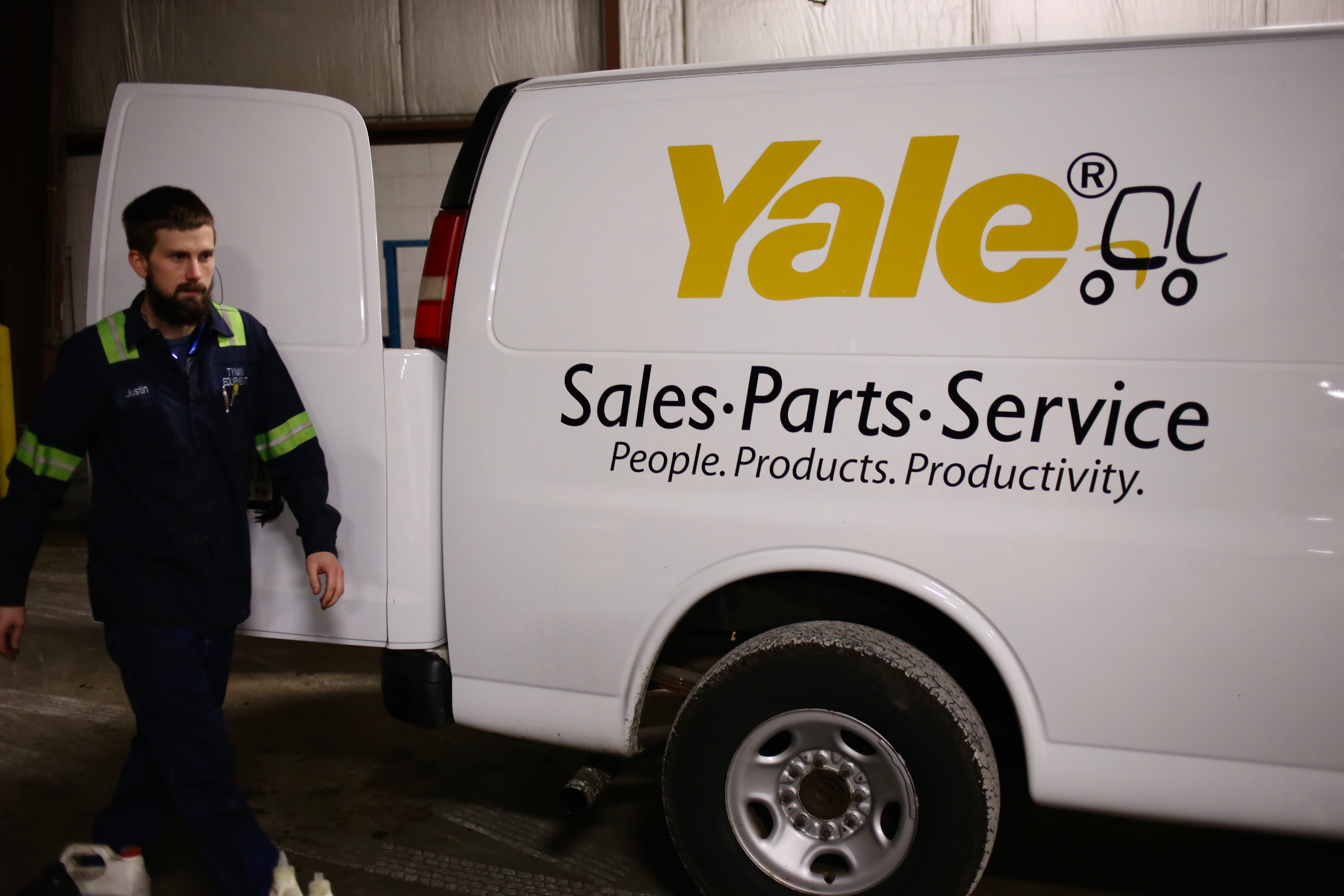 Whats Causing Your Forklift Steering Problem Tynan Equipment Co Yale Four Way Switch Wiring Diagram Why Is One Of The Top Brands In Indiana